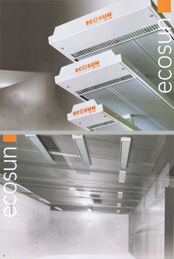 Radiant Ceiling Heating Floor Heating Systems CBS Radiant